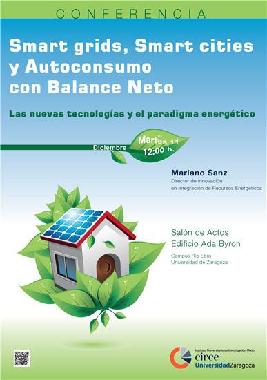 Smart Grids, Smart Cities y Autoconsumo con... | Turismo y Sostenibilidad | Scoop.it