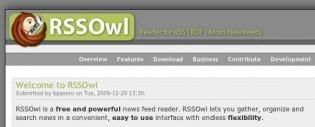 RssOwl : un agrégateur RSS incontournable (installation sur ubuntu ... | GNU-LINUX | Scoop.it