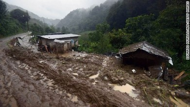 Landslides kill at least 40 in Mexico | Organic skin Care Products of #purestf | Scoop.it