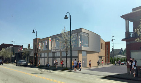 New LGBT Community Center of Greater Cleveland plans unveiled | LGBT Community Centers | Scoop.it
