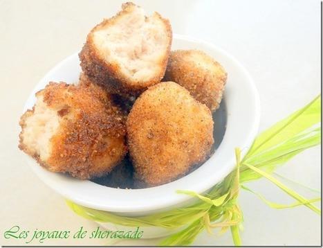 nuggets au poulet | Les recette de les joyaux de sherazade | Scoop.it