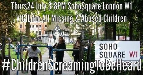 London Dare2Care @Dare2CareLondo   3PM 24July #SohoSquareVigil#ChildrenScreamingToBeHeard@sohoradio RT | SocialAction2015 | Scoop.it