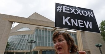 Climate resolutions fall short at ExxonMobil's annual meeting | Sustain Our Earth | Scoop.it