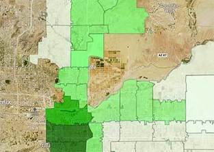 Is Phoenix area's long love affair with grass waning?|California News Feed | CALS in the News | Scoop.it