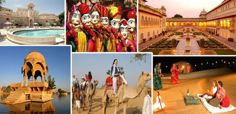 The Top Off-beat Destinations in Rajasthan   Odyssey Tours and Travels   Scoop.it