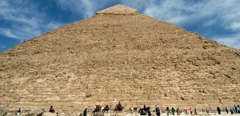 Le CEA au pied des pyramides égyptiennes | Egiptología | Scoop.it