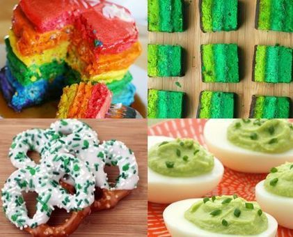 Fun St. Patrick's Day recipes on Pinterest - amNY | Food | Scoop.it