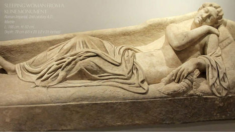 Authorities Uncover Stolen Ancient Roman Sarcophagus Lid in New ... | Neolithic Era | Scoop.it
