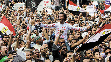 As EU Envoy Meets with Morsi, Bloody Crackdown on Anti-Coup Protesters Deepens Egyptian Crisis | Politics | Scoop.it