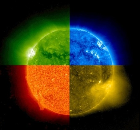 Seeing Through the Layers of the Sun | Computer Vision Online | Computer vision e artificial intelligence | Scoop.it