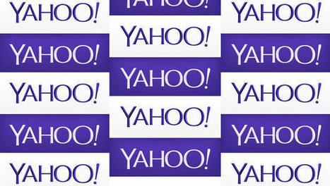 How Yahoo's Clown Logo Finally Grew Up | Corporate Identity | Scoop.it