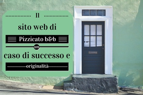 sito web di Pizzicato b&b Gargano | Social Web Girl | Social media culture | Scoop.it