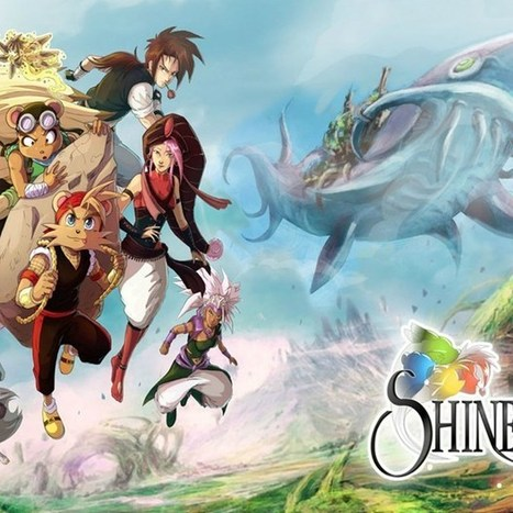French developer Enigami invents new language from scratch for Fantasy game Shiness   Linguistics   Scoop.it