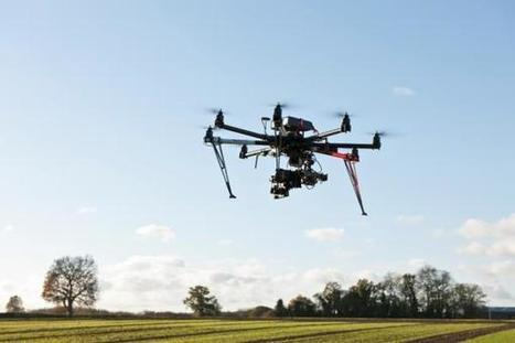 Rothamsted Reasearch gets an aerial view of crops, thanks to BBSRC funding | Science, research and innovation news | Scoop.it