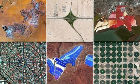 Stunning Aerial Images Reveal The Earth As You've Never Seen It Before | Everything from Social Media to F1 to Photography to Anything Interesting | Scoop.it