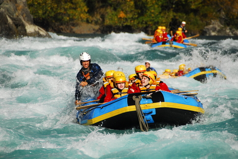 """""""White Water rafting and its dangers - What are the precautions you need to take"""" - GetUpAndGo 