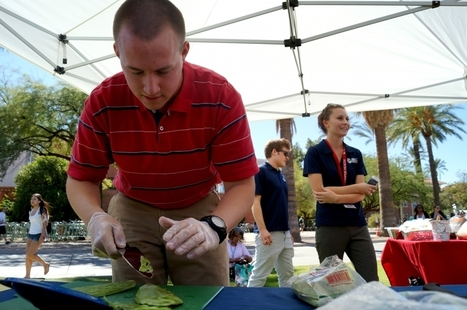 UA Food Day to pioneer sustainability and health | Arizona Daily Wildcat | CALS in the News | Scoop.it