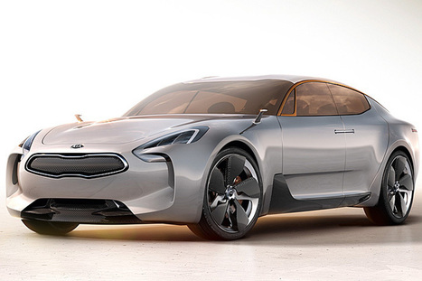 Kia Sets Sights on Audi, Porsche with New Car - Boldride.com | Innovative Marketing and Crowdfunding | Scoop.it