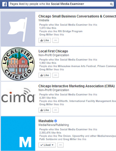 How to Use the Facebook Pages to Watch to Track Competitors | Social Media, SEO, Mobile, Digital Marketing | Scoop.it