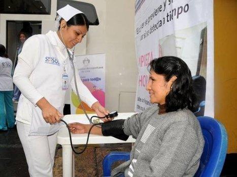 Brindarán atención gratuita en salud a cientos de madres en Villa ... - Radio Programas del Perú   Área de trabajo en enfermería (Auxiliar de enfermería)   Scoop.it