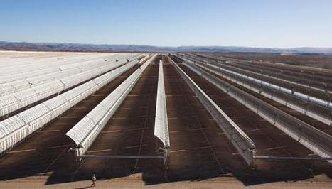 Morocco Builds World's Largest Solar Panel Plant in the Desert, Opens November  - I4U News   Marrakech and Sanssouci Collection   Scoop.it