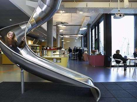 Extreme Work Spaces   Collaborative, Productive and Innovative Workspaces   Scoop.it