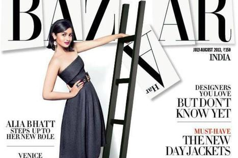 Alia Bhatt Covers Harper's Bazaar India: Aishwarya Rai Better Watch Out ... - Huffington Post Canada | Indian Images | Scoop.it