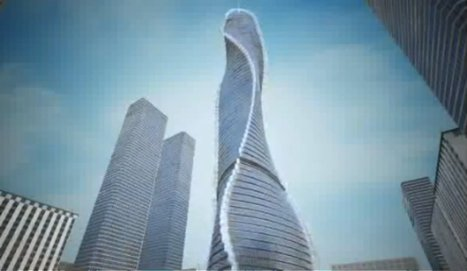 Massive Rotating Skyscraper Is An Actual Design By Dynamic Architecture ... - Huffington Post | Architecture | Scoop.it