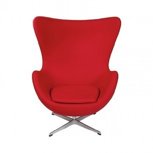 Red Barcelona Chair | Black Barcelona Chair | Scoop.it