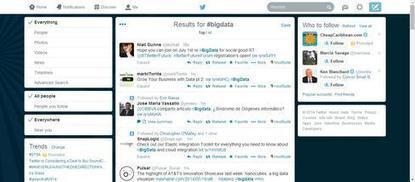 10 Big Data Pros To Follow On Twitter - InformationWeek | Data Magic by Ping | Scoop.it