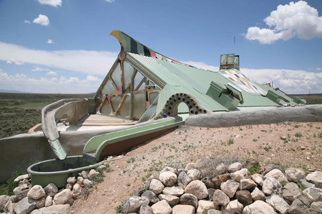 Earthship | Better Mobility, Living, Logistics, Infrastructure | Scoop.it