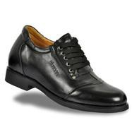 Black / Brown Men Elevator Dress Shoes grow taller 7cm / 2.75inch | Elevator shoes for men | Scoop.it