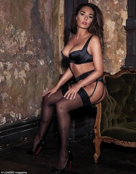 Tamara Ecclestone sexy pour Loaded Magazine (Novembre 2012) - photos   Radio Planète-Eléa  