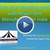 Tent Exporters