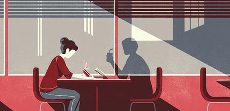 """""""Il m'a bloquée sur Facebook, j'ai compris qu'il me quittait""""   Faire société à l'ère numérique   Scoop.it"""