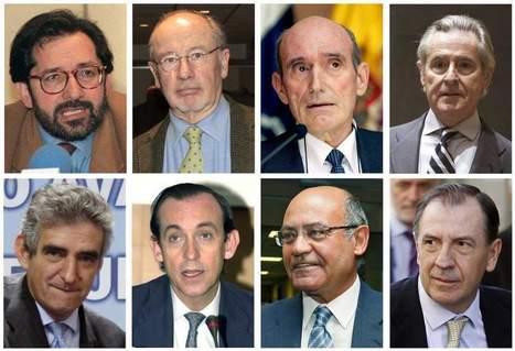 Los 'jetas' de las tarjetas negras de Caja Madrid se pulieron millones en plena crisis y mientras arruinaban a jubilados preferentistas :: Economía :: Instituciones :: Periodista Digital | Descubriendo | Scoop.it