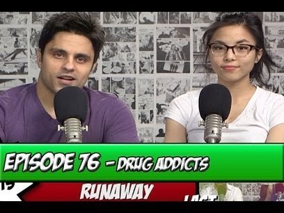 Drug Addicts | Runaway Thoughts Podcast #76 | EmGoldex | Scoop.it