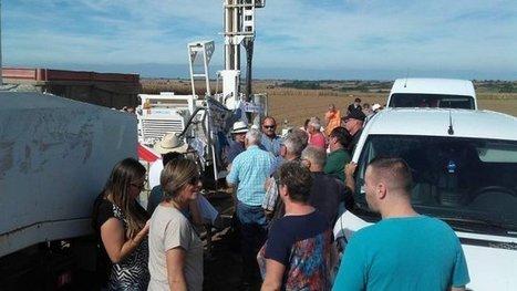 Kolbsheim : les anti-GCO bloquent le chantier de forage - France 3 Alsace | Alsace Actu | Scoop.it