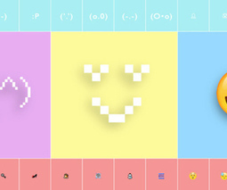 How emoji conquered the world - The Verge | ASCII Art | Scoop.it