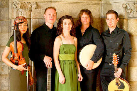 Award-winning Irish band RUNA to perform in Unity  College Center Nov. 15, 7:30pm | Diverse Eireann- Sports culture and travel | Scoop.it