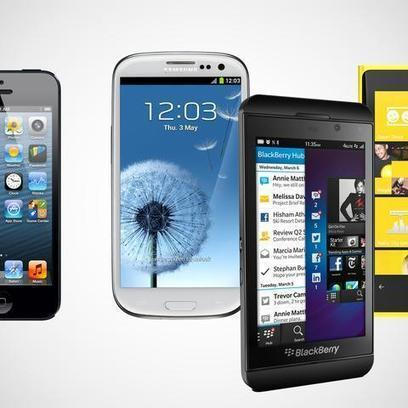 Here's How the BlackBerry Z10 Stacks Up With Competitors [CHART] | Life @ Work | Scoop.it