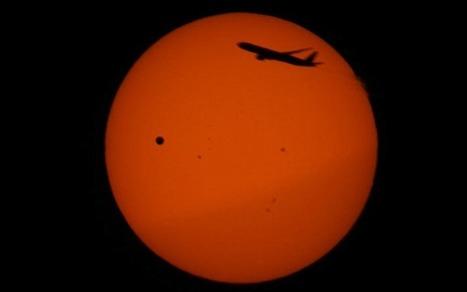 10 Amazing Venus Transit Pics | txwikinger-news | Scoop.it
