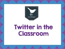 Twitter in the Classroom | Educational Technology | Scoop.it