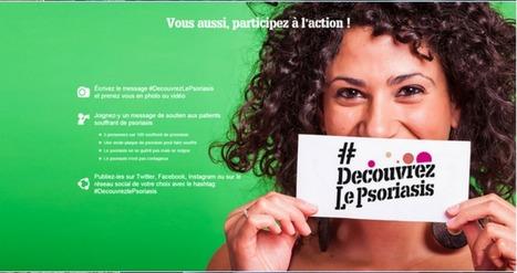 Le psoriasis : pas contagieux mais viral sur les réseaux sociaux #hcsmeufr   BEST OF PHARMAGEEK   Scoop.it