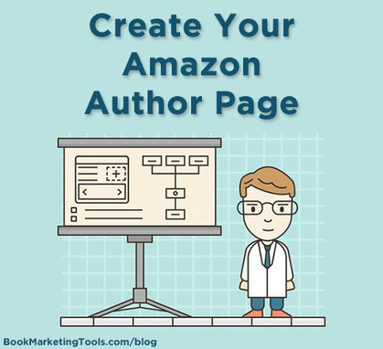 Create Your Amazon Author Page | Book Marketing Tools Blog | Litteris | Scoop.it
