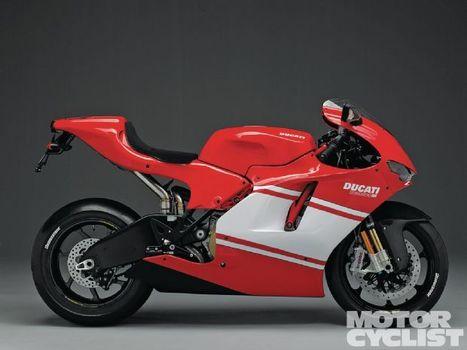 2008 Ducati Desmosedici RR | Stupid Money | Motorcyclist Magazine | Ductalk Ducati News | Scoop.it