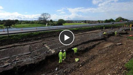 Une refuge mésolithique vieux de 10.000 ans découvert en Angleterre | Aux origines | Scoop.it