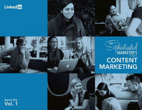 LinkedIn: 31 Sophisticated Content Marketing Thought Leaders to Follow   Digital Content Marketing   Scoop.it