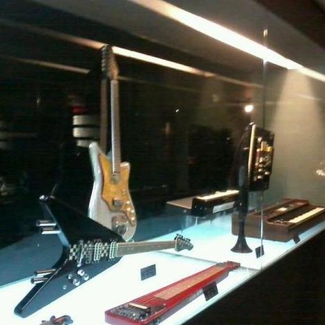 A check-in at Museo Interactivo de la Música (MIMMA)   material didáctico en los museos y tics   Scoop.it