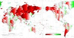 How much is time wrong around the world? | The poor man's math blog | Knowledge | Scoop.it